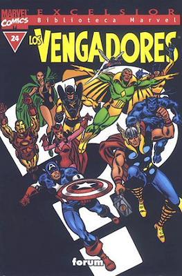 Biblioteca Marvel: Los Vengadores (1999-2001) (Rústica 160 pp) #24