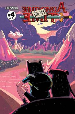 Adventure Time: The Flip Side (Variant Covers) #12