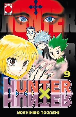 Hunter x Hunter (Rústica) #9
