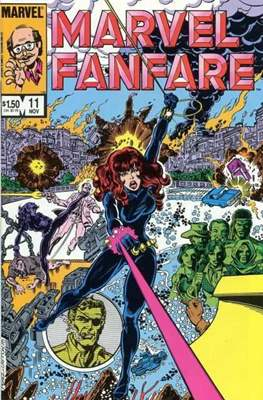 Marvel Fanfare Vol 1 (Comic-Book) #11