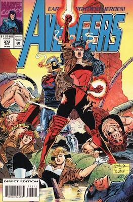 The Avengers Vol. 1 (1963-1996) (Grapa) #373