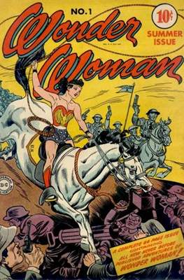 Wonder Woman Vol. 1 (1942-1986; 2020-)