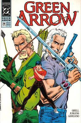 Green Arrow Vol. 2 (Comic-book.) #28