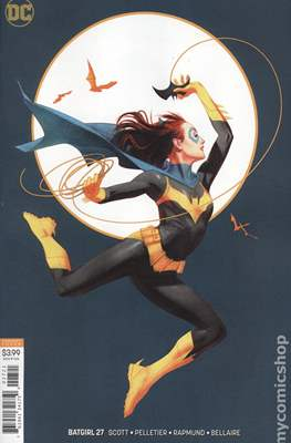 Batgirl Vol. 5 (2016- Variant Cover) (Comic Book) #27