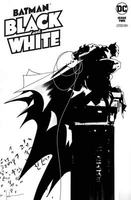 Batman Black and White (2020) #2