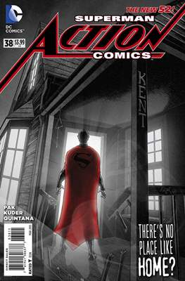 Action Comics Vol. 2 (2011-2016) (Grapa) #38