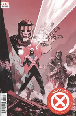 House of X (Variant Covers) #1.3