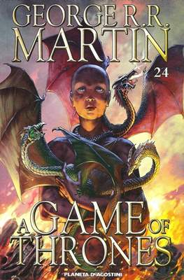 A Game of Thrones (Grapa) #24
