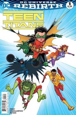 Teen Titans Vol. 6 (2016-Variant Cover)