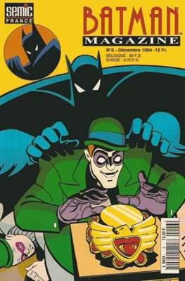 Batman Magazine #6