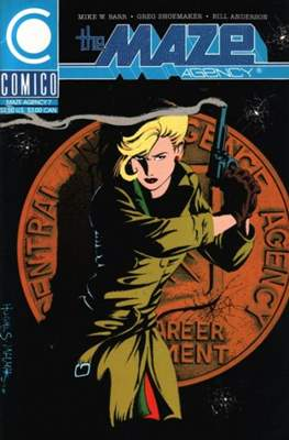 The Maze Agency (Comic Book) #7