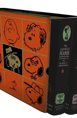 The Complete Peanuts #9