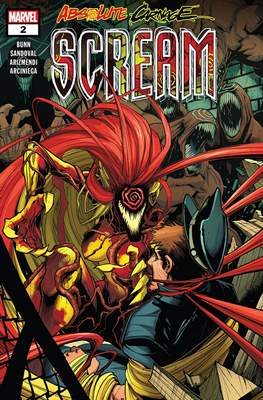 Absolute Carnage: Scream (Comic Book) #2