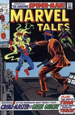 Marvel Tales (Comic Book) #21