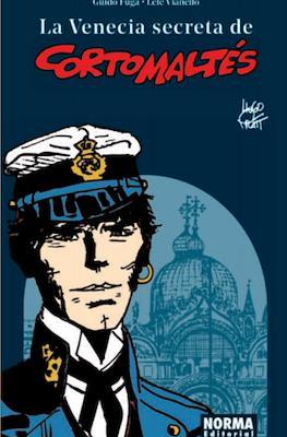 La Venecia Secreta de Corto Maltés (Rústica 224 pp) #