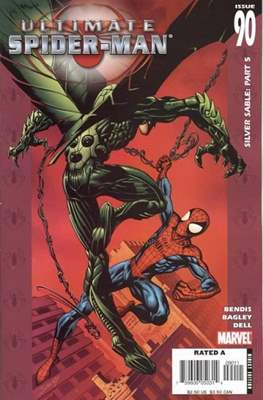 Ultimate Spider-Man (2000-2009; 2011) (Comic-Book) #90