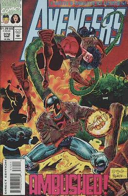 The Avengers Vol. 1 (1963-1996) (Grapa) #372