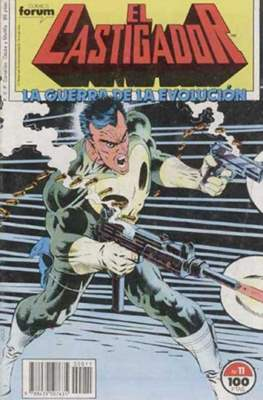 El Castigador (1988-1991) (Grapa. 17x26. 24 páginas. Color.) #11