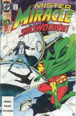 Mister Miracle (Vol. 2 1989-1991) (Grapa) #14