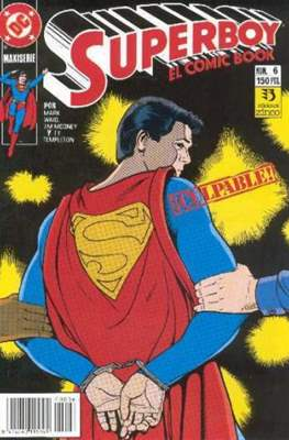 Superboy. El comic book (Grapa) #6