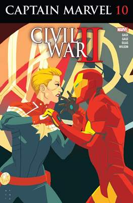 Captain Marvel Vol. 9 (2016) (Comic-Book) #10