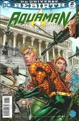 Aquaman (2017-...) (Grapa) #2
