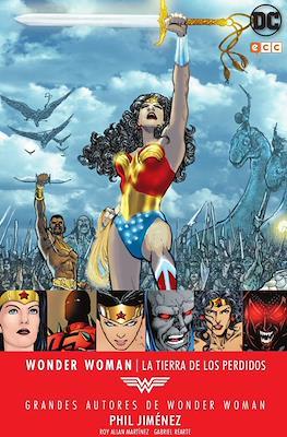 Grandes Autores de Wonder Woman: Phil Jiménez (Cartoné, 176-288 pp) #3