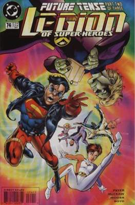 Legion of Super-Heroes Vol. 4 (1989-2000) (Comic-book) #74