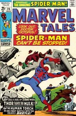 Marvel Tales (Comic Book) #25