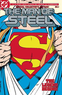 The Man of Steel #1.1