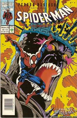 Spider-Man Vol. 1 (1995-1996) (Grapa) #23