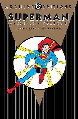 DC Archive Editions. Superman (Cartoné) #8