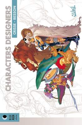 Characters Designers