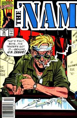 The 'Nam Vol 1 (Comic-book.) #46