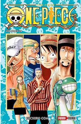One Piece (Rústica) #34