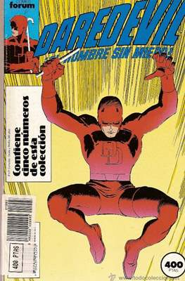 Daredevil Vol. 2 (1989-1992) #4