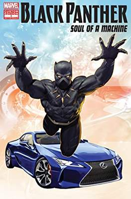 Black Panther - Soul Of A Machine #3