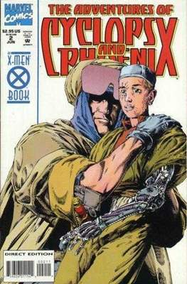 The Adventures of Cyclops and Phoenix (Grapa. (1994)) #2