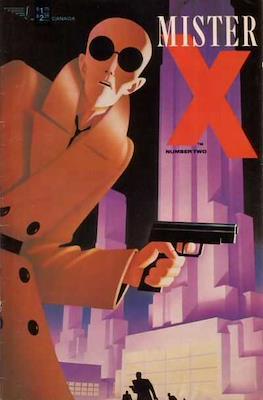 Mister X (Grapa) #2