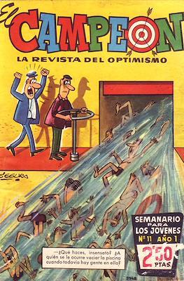 El Campeón (1960) (Grapa) #11