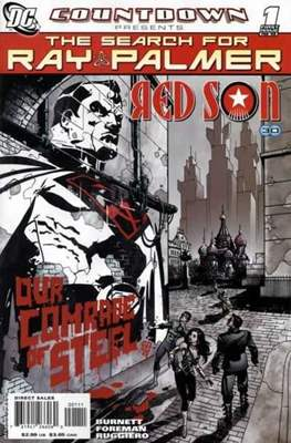 The search for Ray Palmer: Red Son
