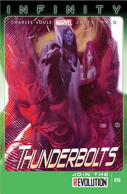 Thunderbolts Vol 2 (Grapa) #16