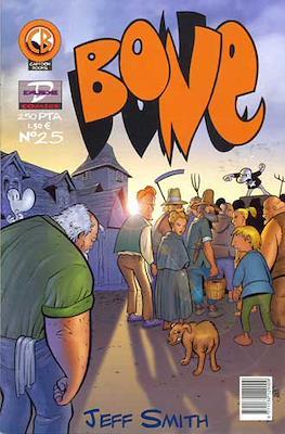 Bone (Grapa) #25