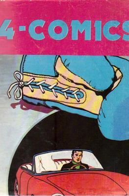 4 - Comics (Rústica) #11