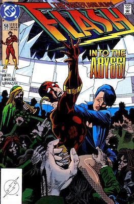 The Flash Vol. 2 (1987-2006) (Comic Book) #58