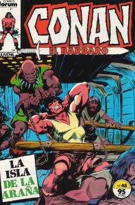Conan el Bárbaro (1983-1994) (Grapa 24-36 pp) #48