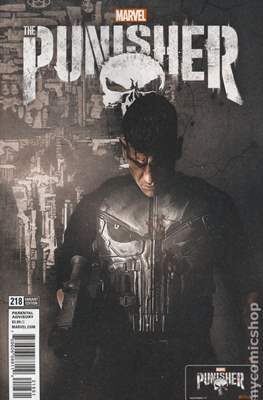 The Punisher Vol. 11 (2017- Variant Covers) #218.2