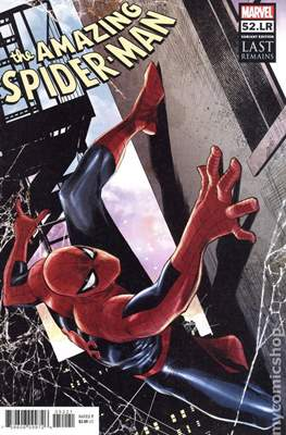 The Amazing Spider-Man Vol. 5 (2018- Variant Cover) (Comic Book) #52.LR
