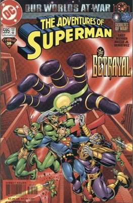 Superman Vol. 1 / Adventures of Superman Vol. 1 (1939-2011) (Comic Book) #595