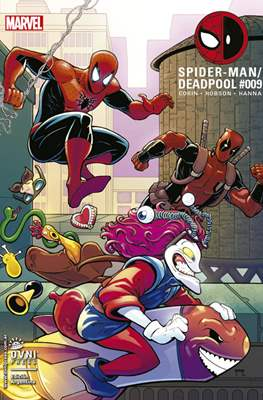 Spider-Man / Deadpool (Rústica) #9